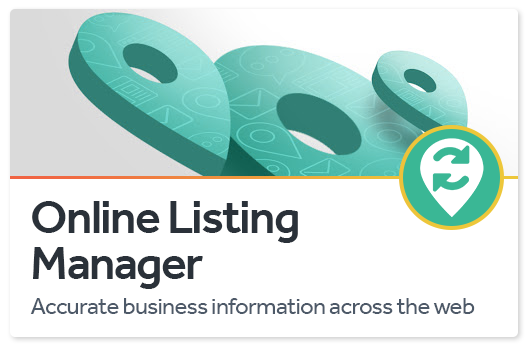 online listing manager business profile builder and distribution accurate information across the web